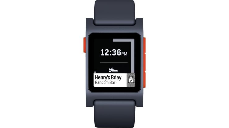 Pebble update gives users more info ataglance and
