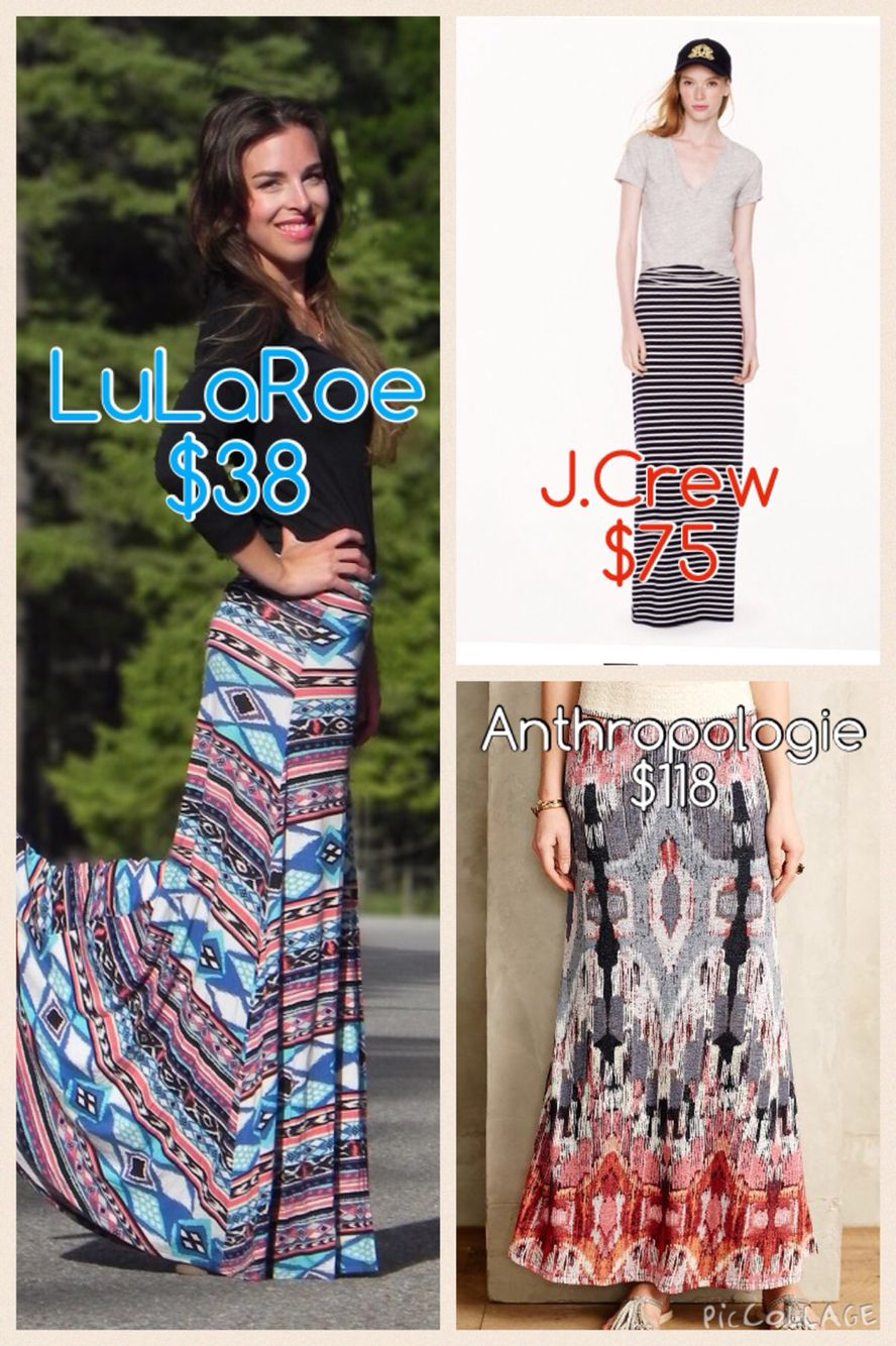 from left: LuLaroe Girls' Maxi Skirt, Girls' Cassie Skirt, and ...