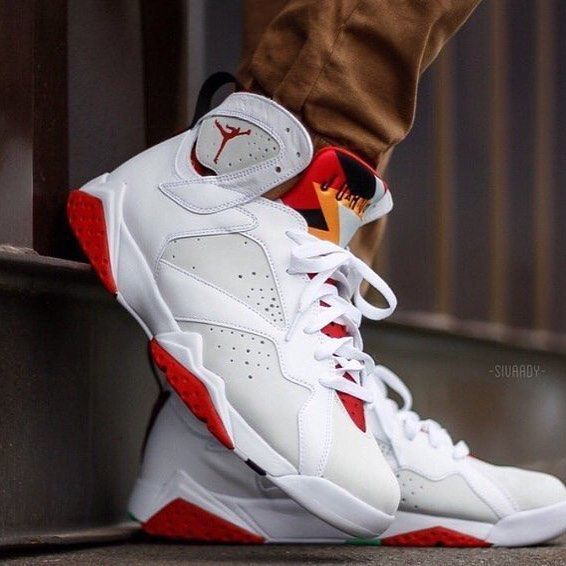 sports shoes 316af 0fb12 ... discount code for last minute great gifts nike air jordan 7 retro hare  at kickbackzny.
