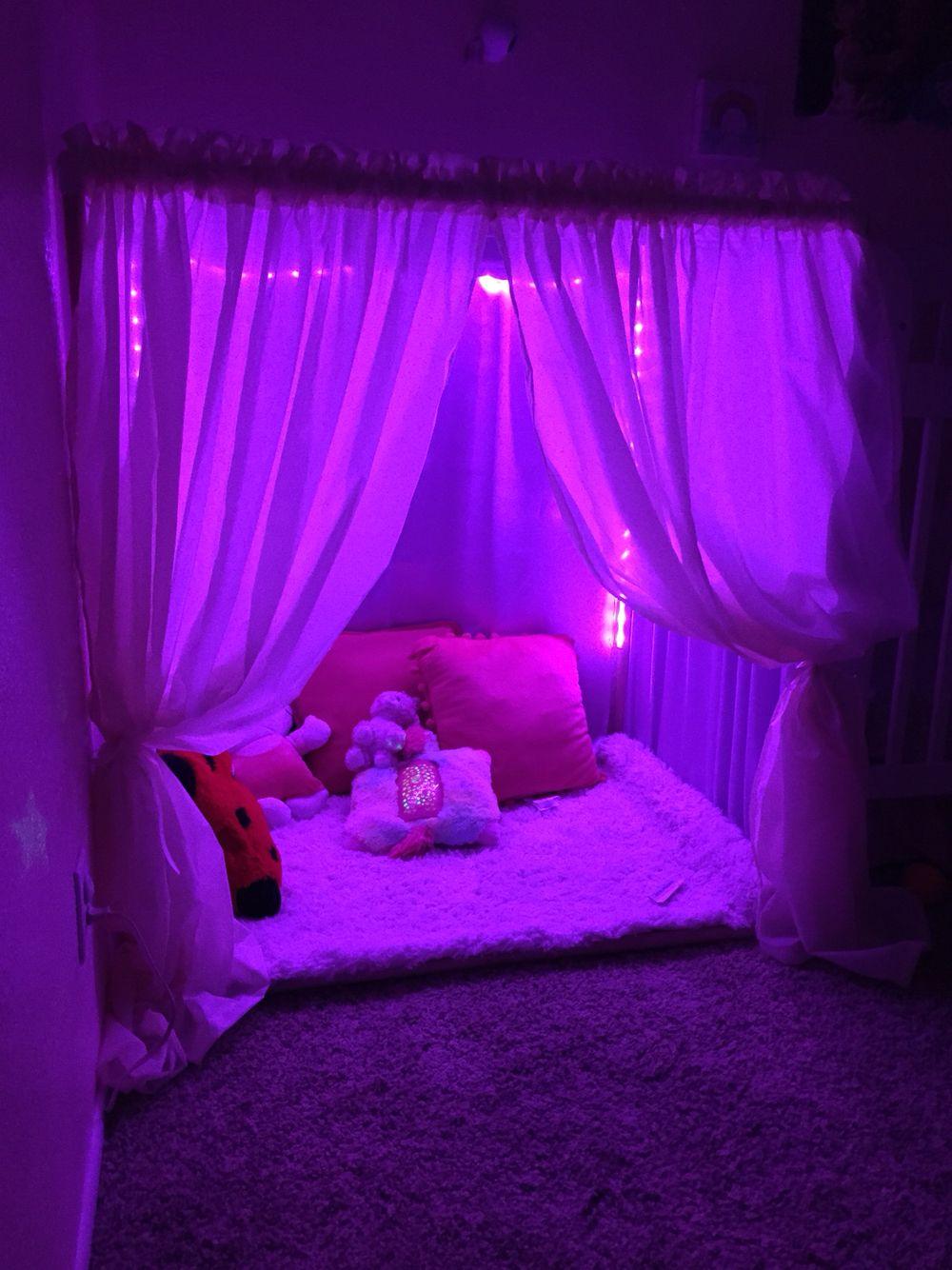 Kid Fort Neon Room Room Ideas Bedroom Neon Bedroom