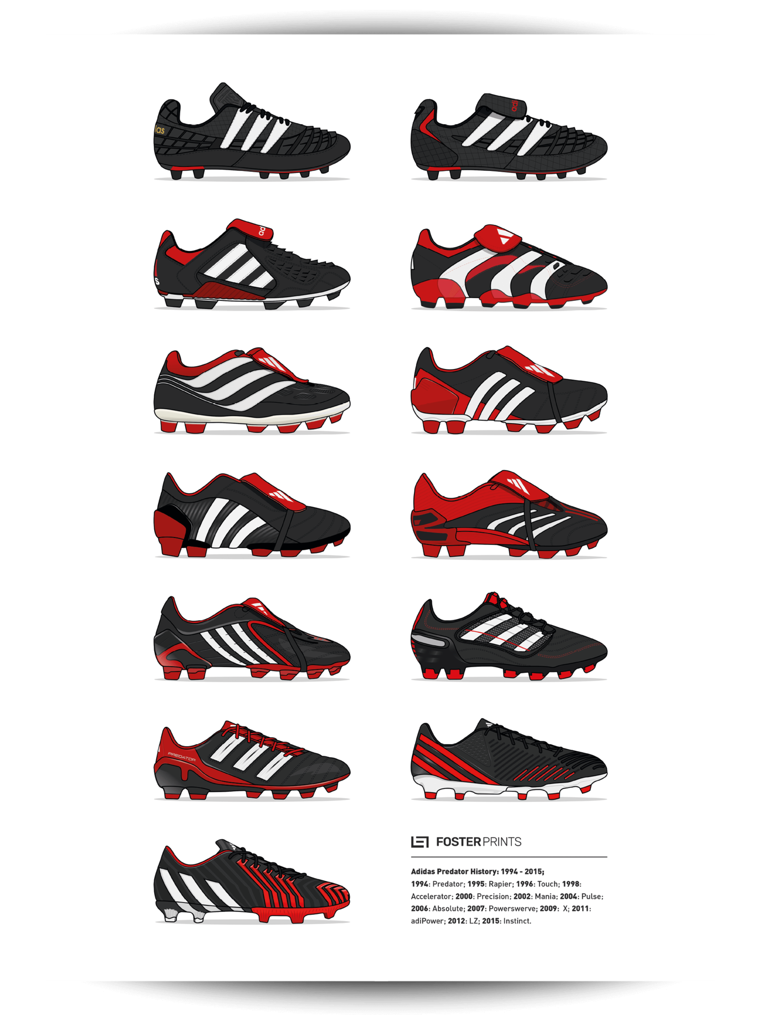 huge selection of 39f67 b4368 Predator Football Boots, Predator Boots, Adidas Predator, Soccer Stuff,  Soccer Cleats,