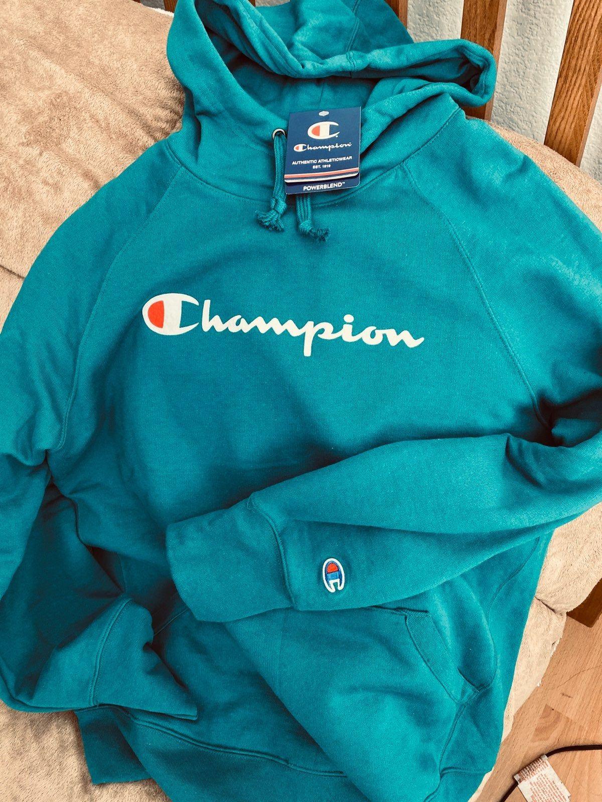 champion hoodie women on Mercari