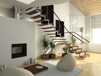 Cost To Install An Interior Staircase | Estimates And Prices At Fixr.com