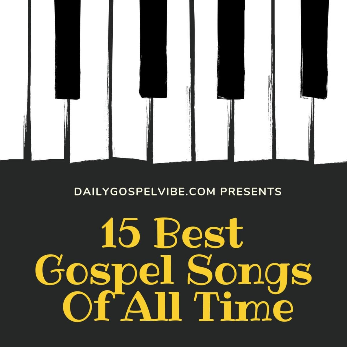 Audio: Download 15 List of Gospel Worship Songs of All Time