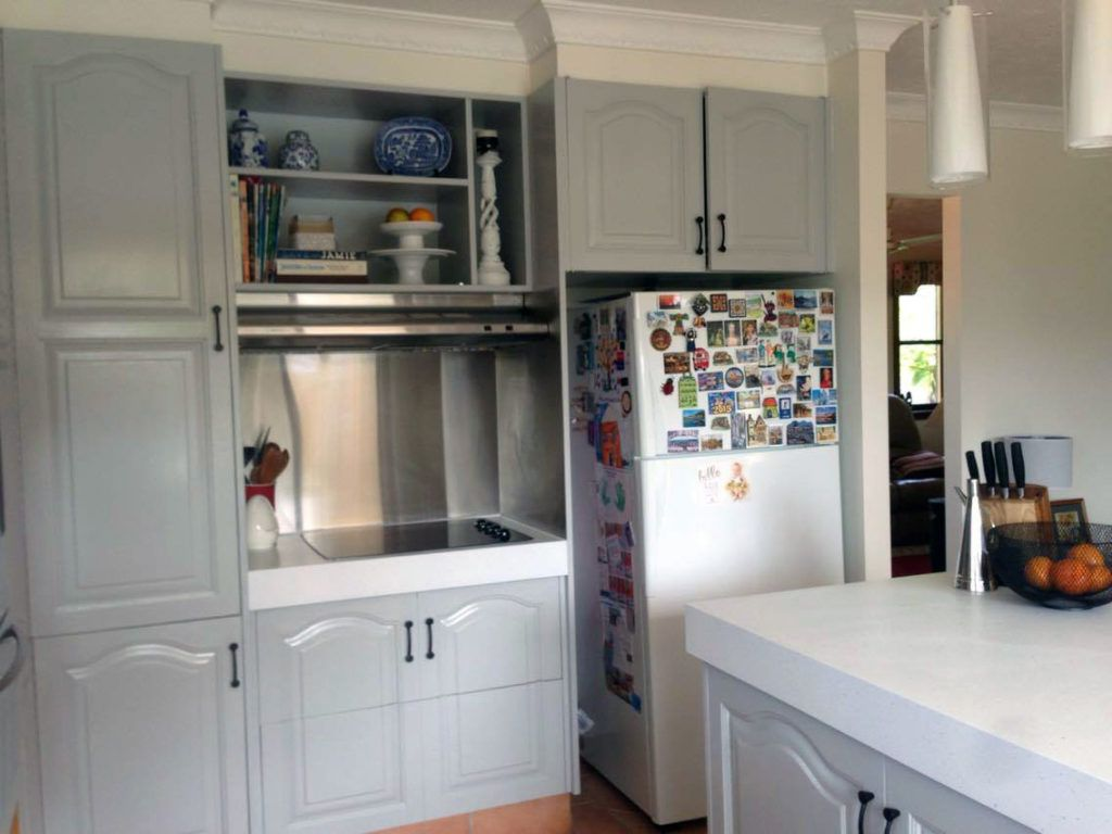 Alice S Fusion Mineral Paint Kitchen Cabinet Transformation I Restore Stuff Painting Kitchen Cabinets Kitchen Paint Kitchen Cabinets