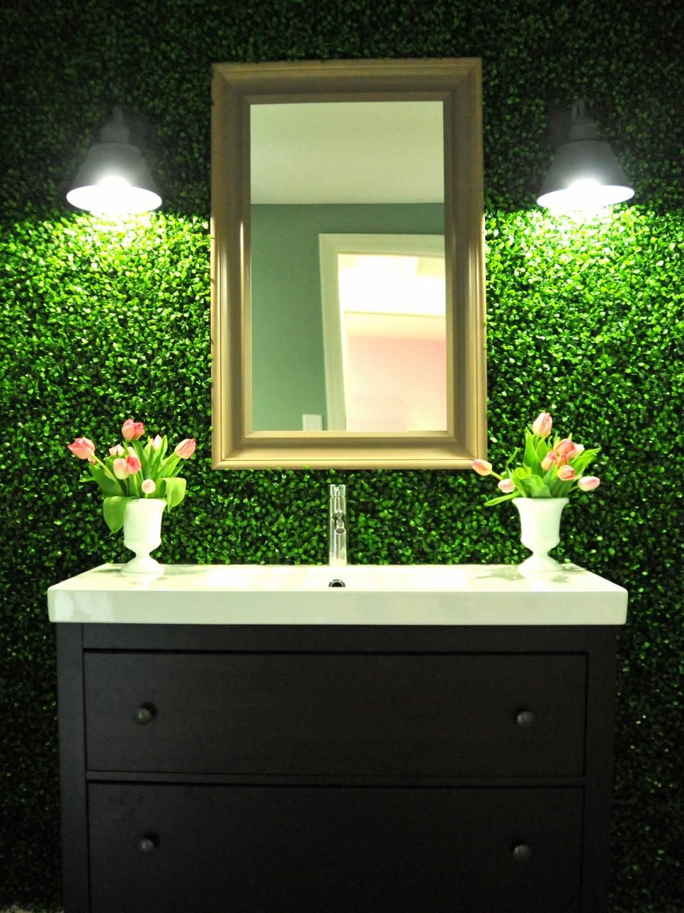 Pictures of Bathroom Lighting Ideas and Options | Lights, Modern and ...