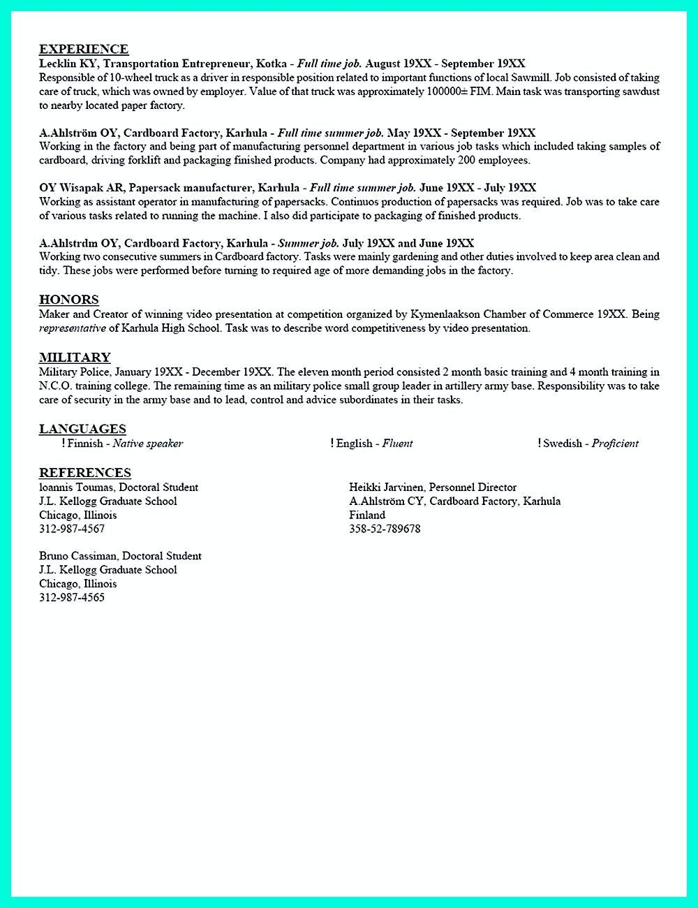 Pin By Agnes On Cv Job Resume Format Job Resume Sample