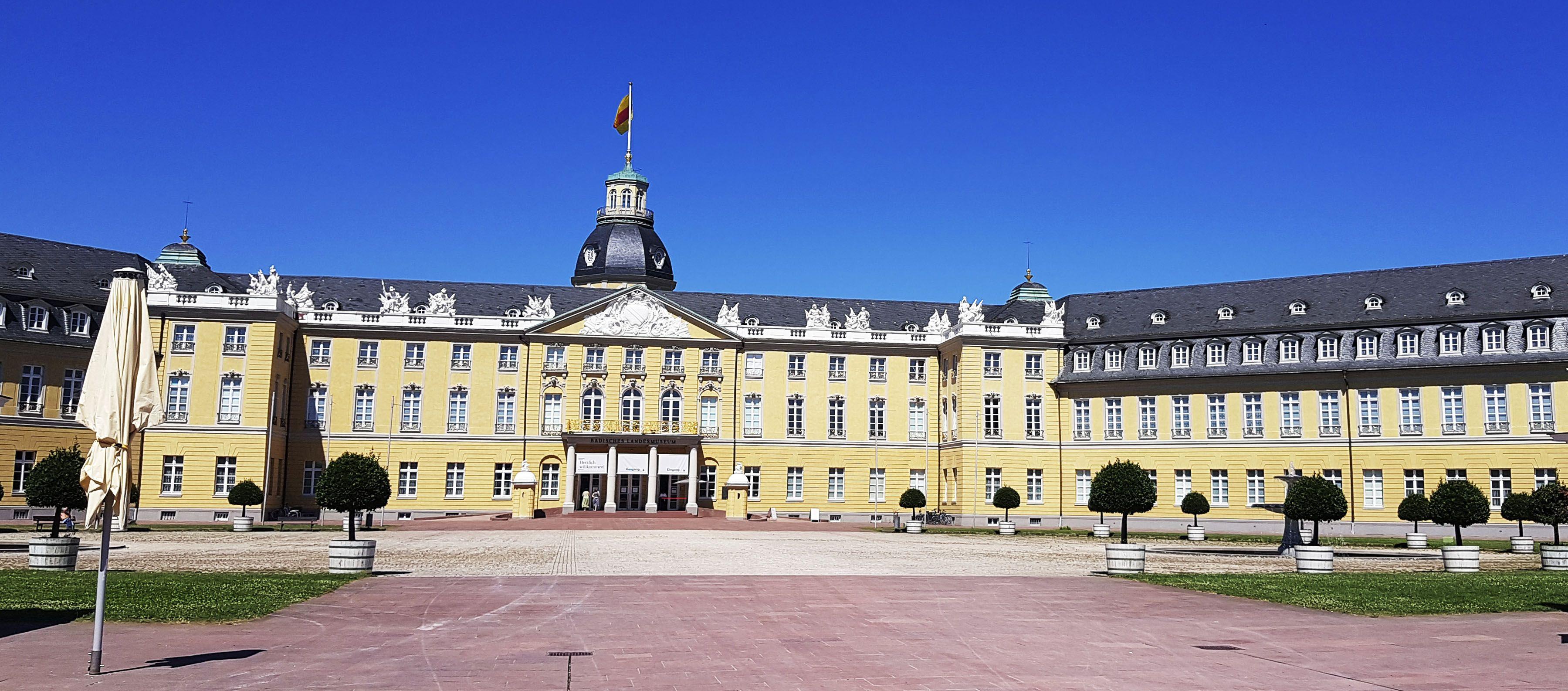 Heute Karlsruhe