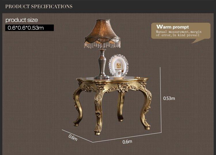 Estilo clásico mesa auxiliar muebles antiguos muebles de estilo ...