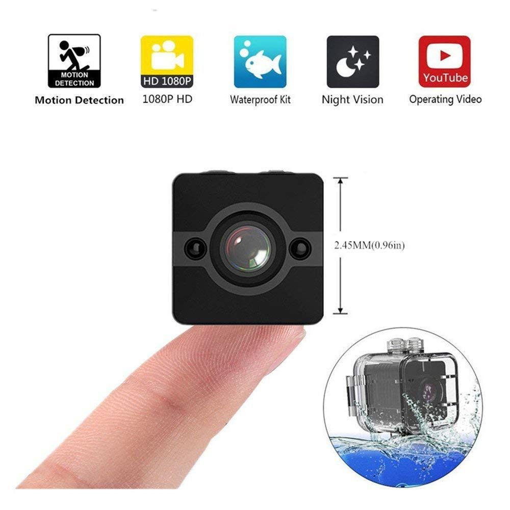 Car & Truck Parts 1pcs Mini Hidden Hd1080p Dvr Car Vehicles Camera Sport Video Recorder Camcorder Consumer Electronics