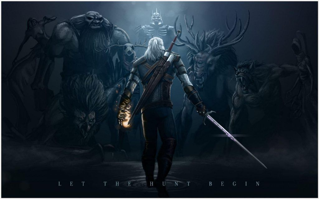 Witcher 3 Game Monsters Wallpaper Witcher 3 Game Monsters