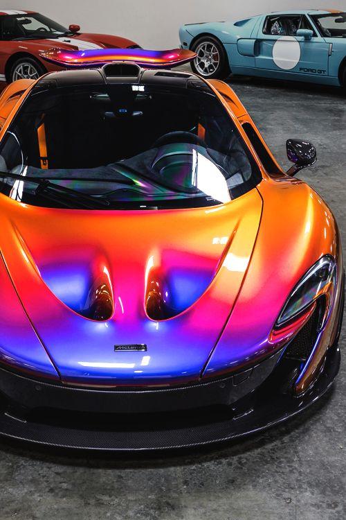 Bon CJ Wilsonu0027s McLaren P1 | Vividessentials