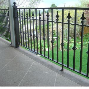 Best Wrought Iron Railings Wrought Iron Handrails Steel Rails 400 x 300