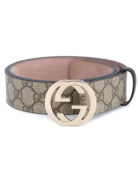 44676fc8e GUCCI 'GG Supreme'腰带. #gucci #belt | Gucci | Gucci supreme belt ...