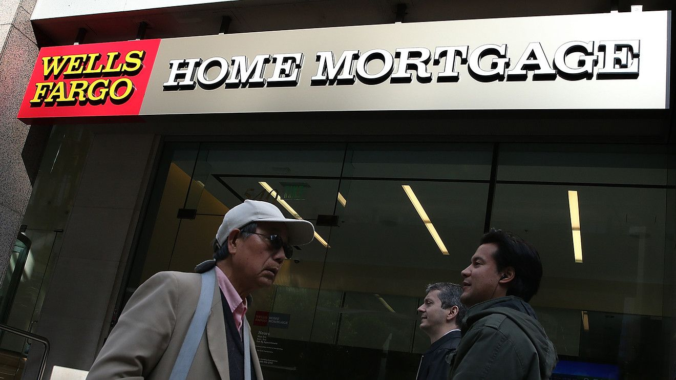 wells fargo home projects interest rate
