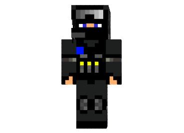 Police Skin Minecraft Org Minecraft Minecraft Skins Deadpool Wallpaper