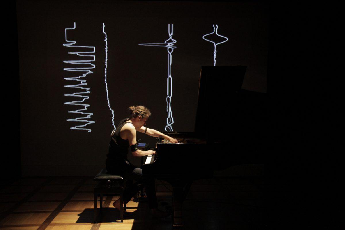 Biologically Augmented Piano | Akademie Schloss Solitude: Schloss—Post