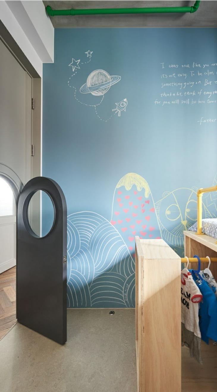 Möbel für Ästhetik und Funktionalität im Kinderzimmer   Dekoration