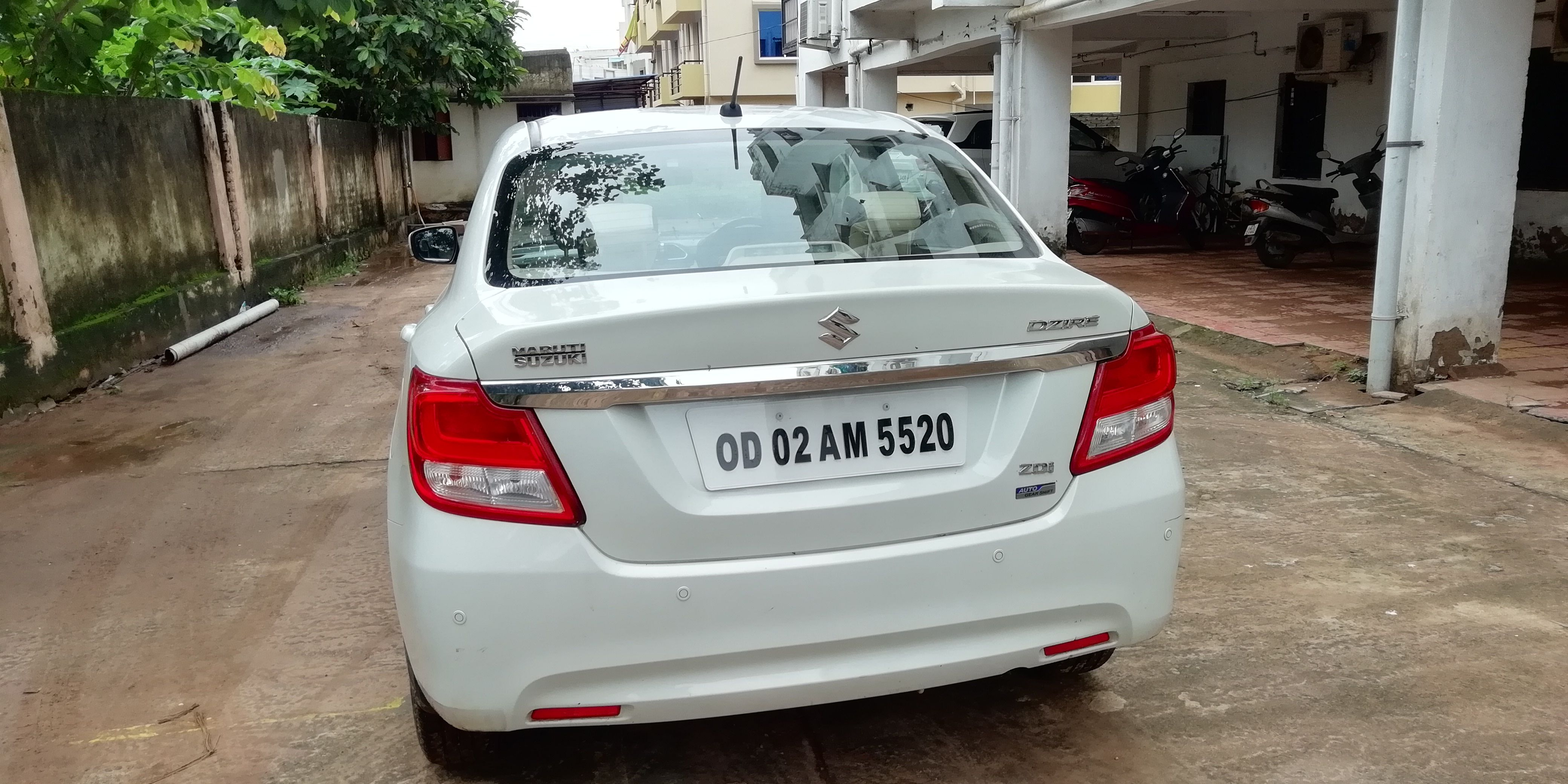 Used swift dzire for sale in raigarh at salemycar.today