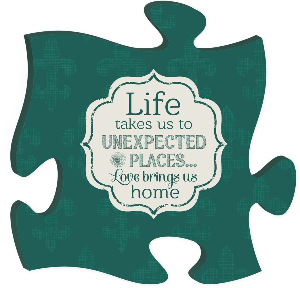 Life Quote Puzzle Piece Puzzle pieces, Life quotes