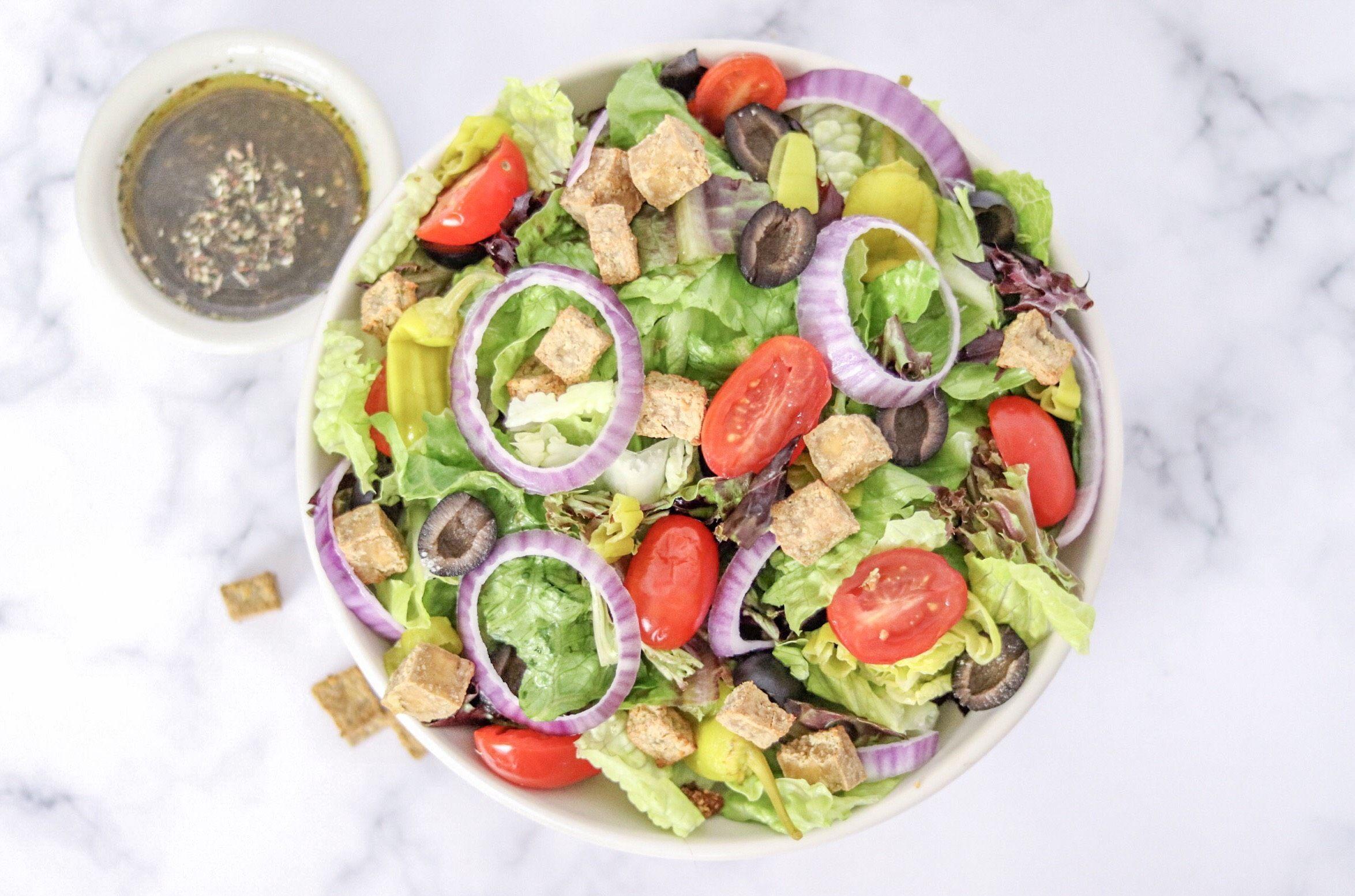 Easy Classic Italian Salad
