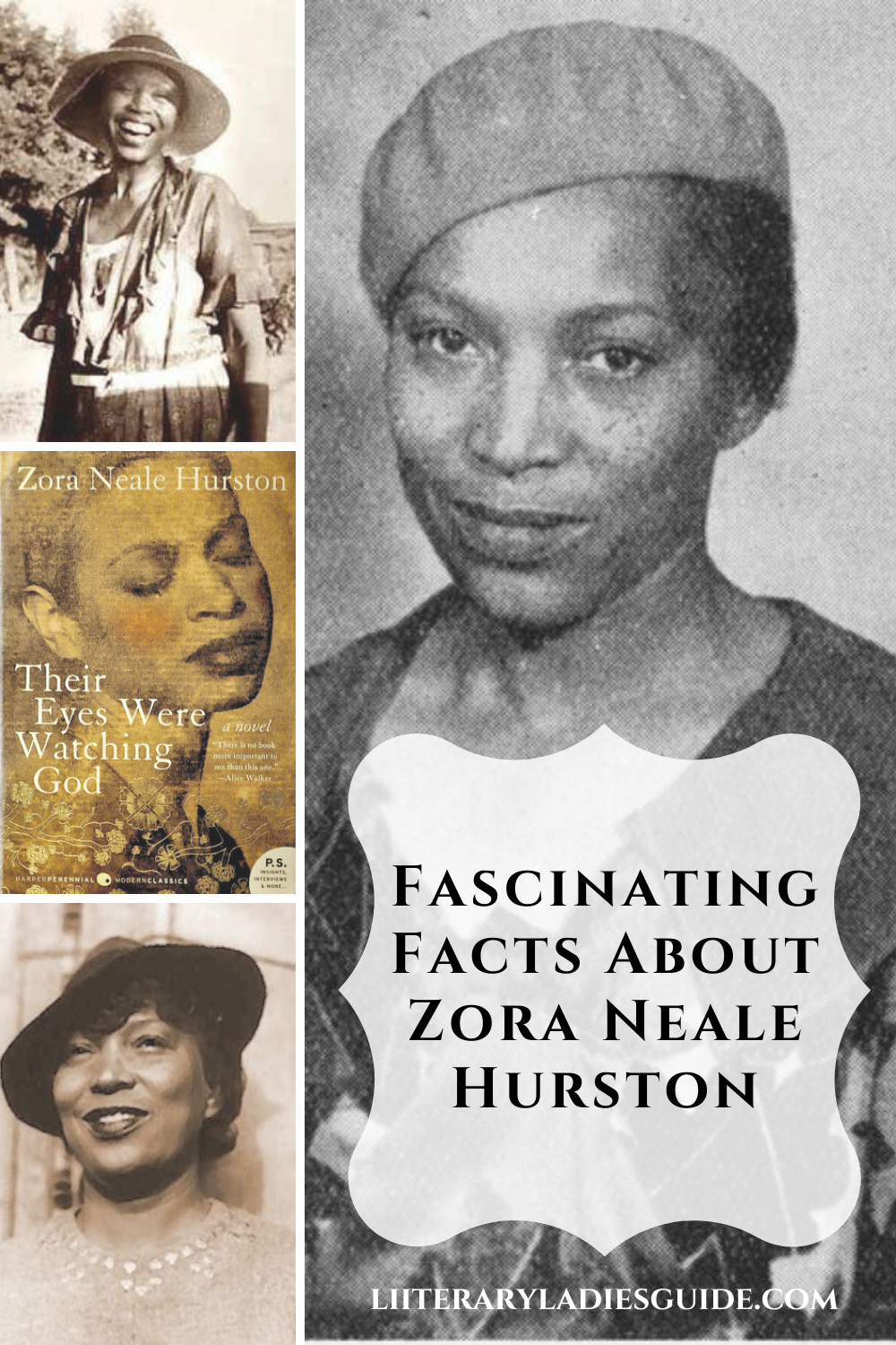 Fascinating Fact About Zora Neale Hurston Literary Ladie Guide In 2021 Fun Essays Essay