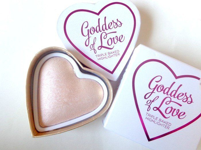 Goddess of love highlighter