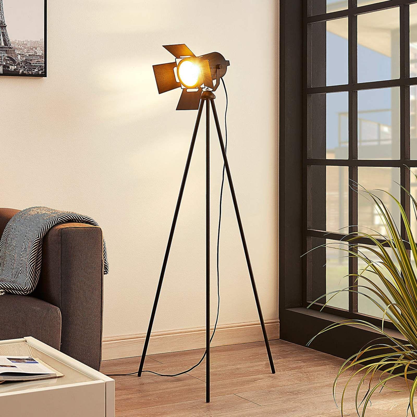Moderne Stehlampe Von Lampenwelt Com Schwarz Bogen Stehleuchte Moderne Stehlampen Und Stehlampe