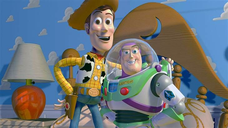 To Infinity And Beyond Toy Story 4 Coming To Theaters In June 2017 Toy Story 1995 Toy Story Movie Toy Story Buzz