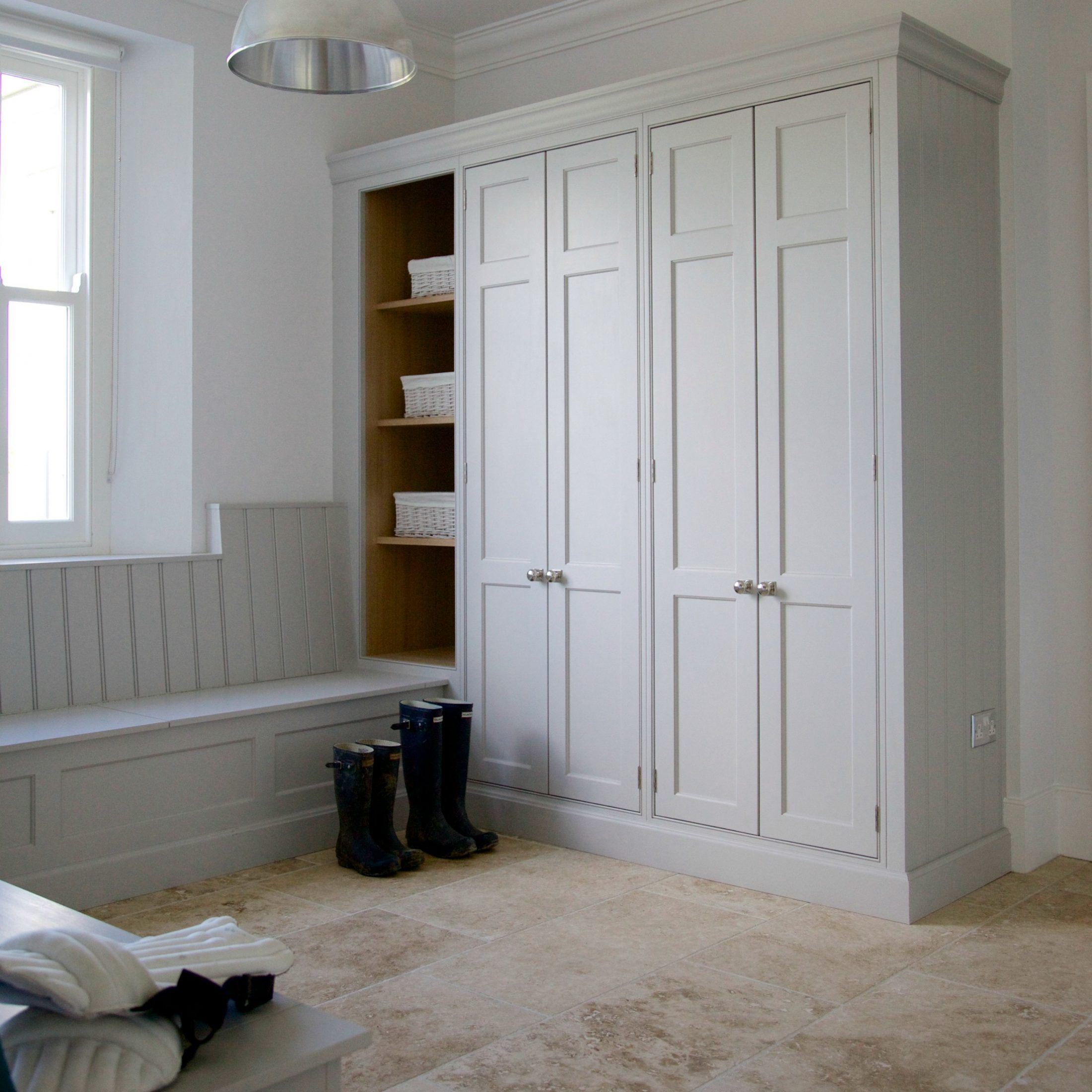 Utility Room Cupboards Open Plan Kitchen Dining Room: We All Know That Open Plan Kitchen