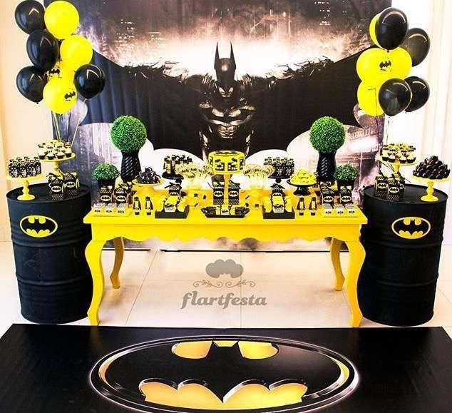Batman Birthday Party Ideas Batman birthday Party favour ideas