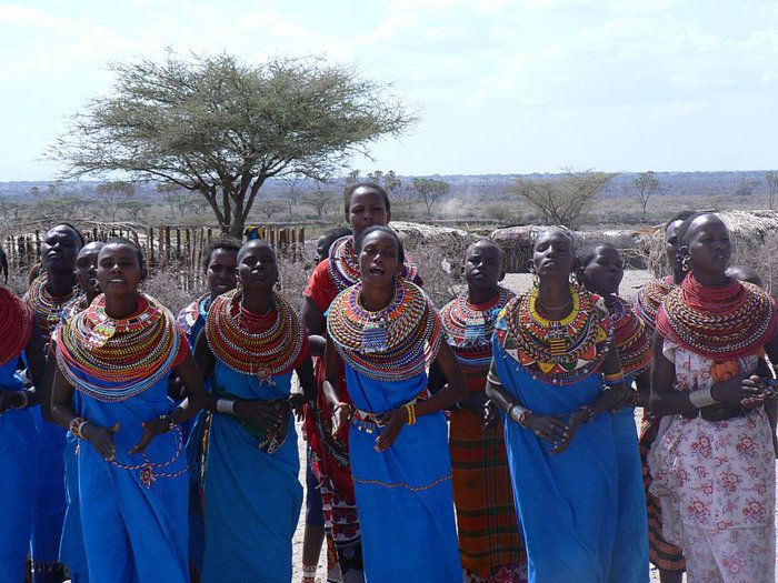 A Village In Kenya Has Banned Men For 25 Years. Here's Why. http://bit.ly/1LhWmIO