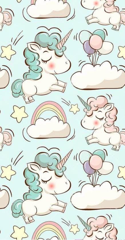 49 Trendy Wall Paper Celular Whatsapp Unicornio