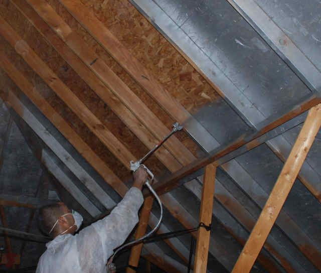 Installed Radiant Barrier In Your Attic Will Reduce The