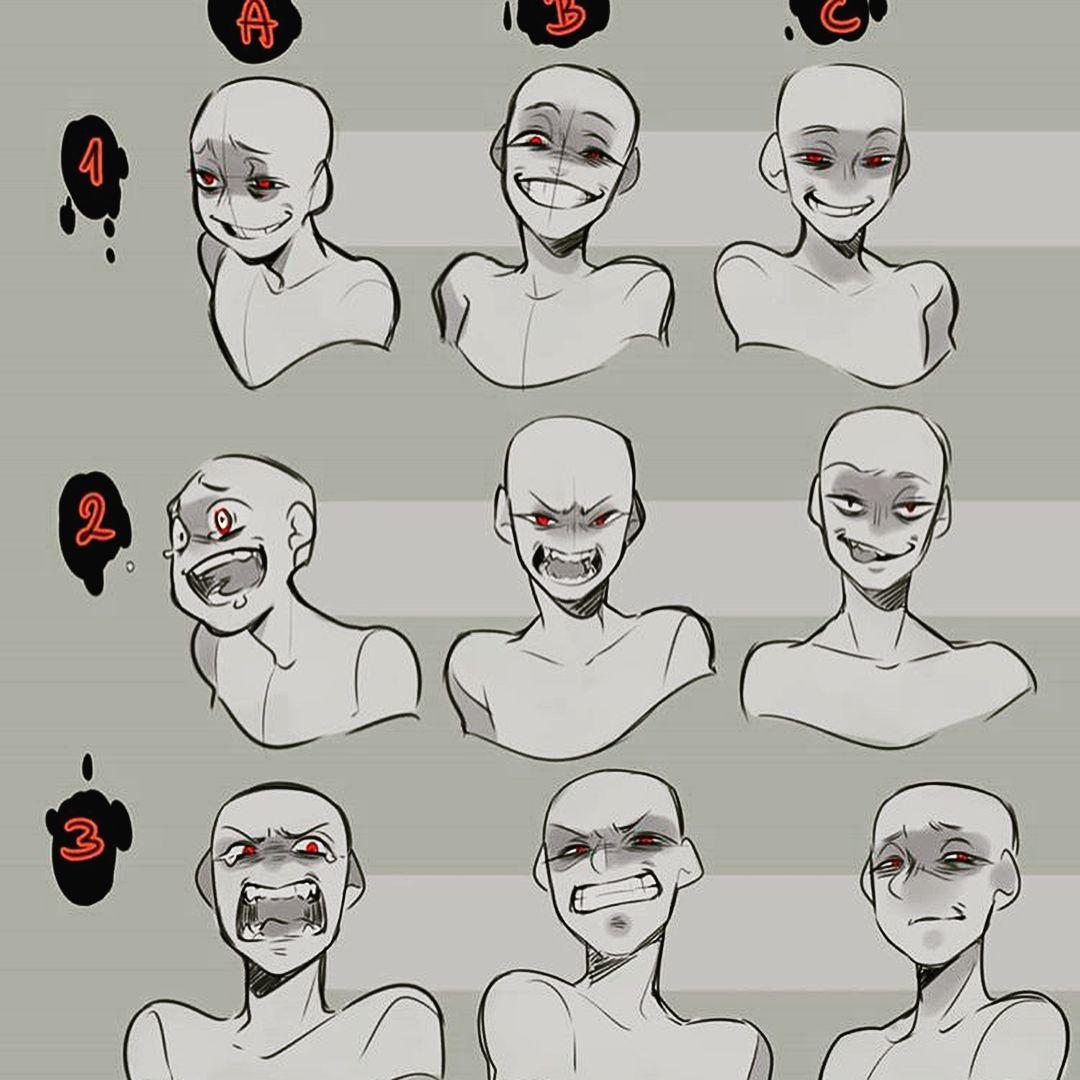 Image Result For Meme Draw The Expression Risovanie Lic Olen Iskusstvo Risovanie Figur