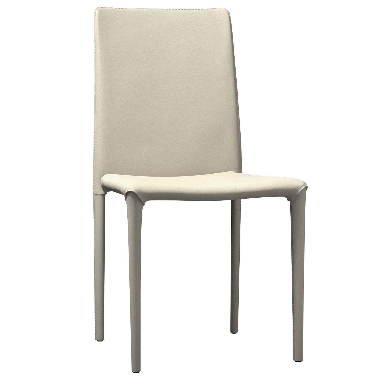 Varick Dining Chair In Eggshell