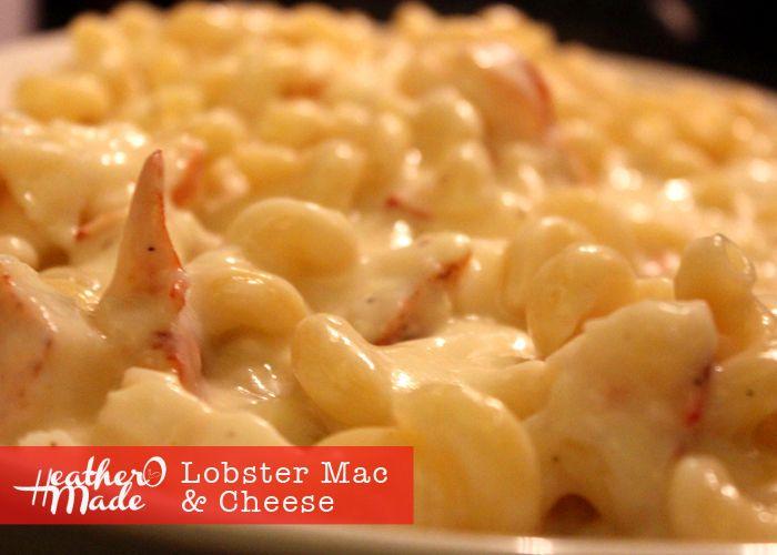 Lobster Mac Lobster Mac Leftover Lobster Recipe