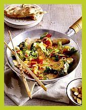 Süßkartoffel-Kokos-Hähnchen-Pot #Fitness food ideas #Fitness food styling #SüßkartoffelKokosHähnchen...