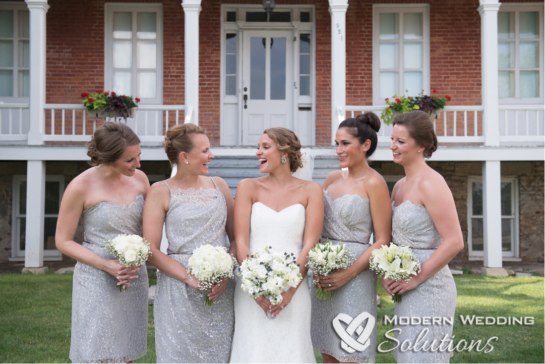 Smiling with the girls wedding weddings pinterest wedding