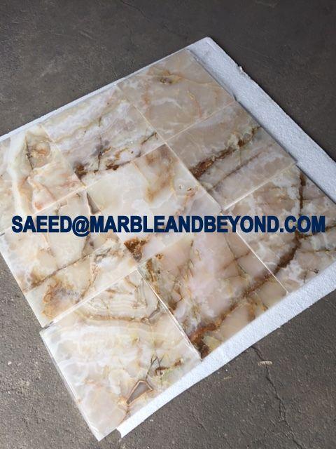 Onyx Tiles Onyx Slabs Marble Beyond Onyx Mosaic Tiles Onyx