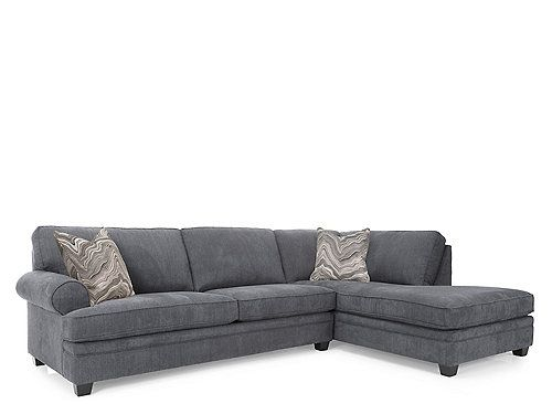 Swanson 2-pc. Queen Sleeper Sectional Sofa in 2019 | Living ...