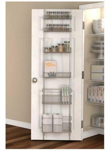 premium over the door pantry organizer