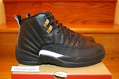79aa466ff19c Nike Air Jordan Retro 12 XII quot The Masterquot  130690-013 MEN 39 S amp  GS  Size 3.5Y-14