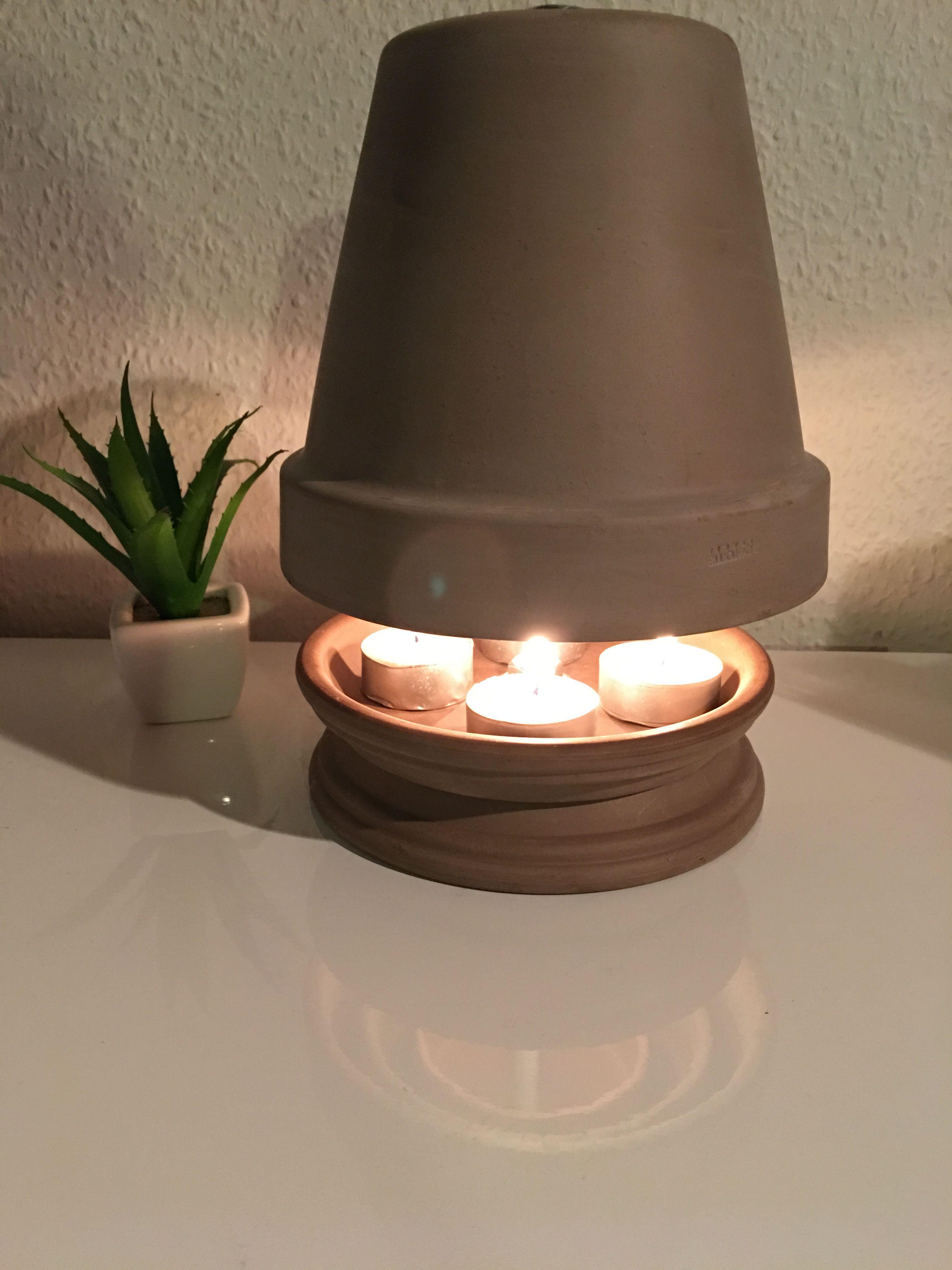 g nstig heizen mit dem teelichtofen garden ideas. Black Bedroom Furniture Sets. Home Design Ideas
