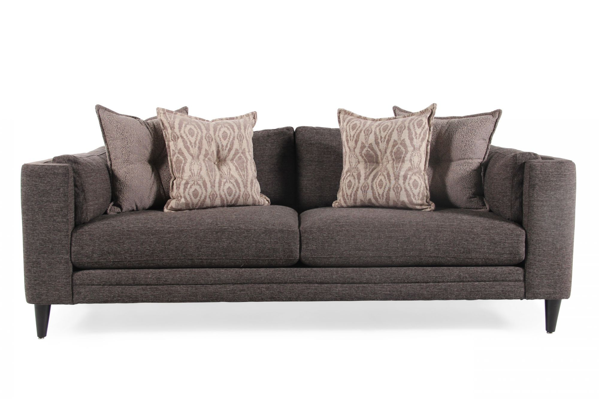 Jonathan Louis Sofa Bed Super Deep Sectional Isaac Mathis Brothers Furniture 886