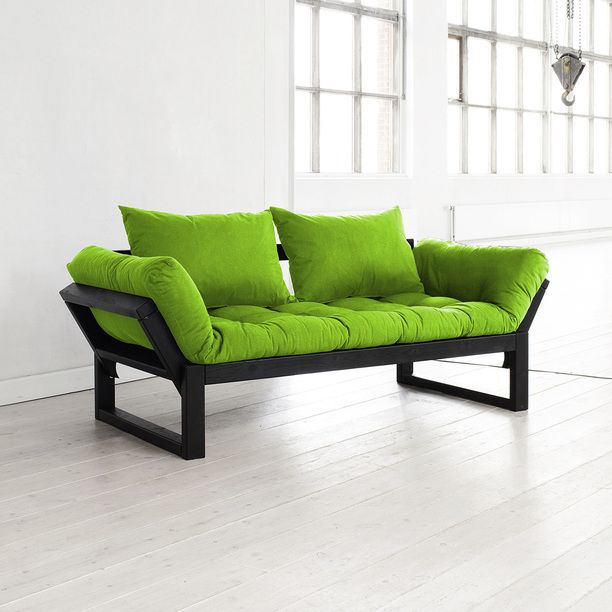 Awe Inspiring Black And Lime Green Bedding Edge Sofa Bed Black Lime Gamerscity Chair Design For Home Gamerscityorg