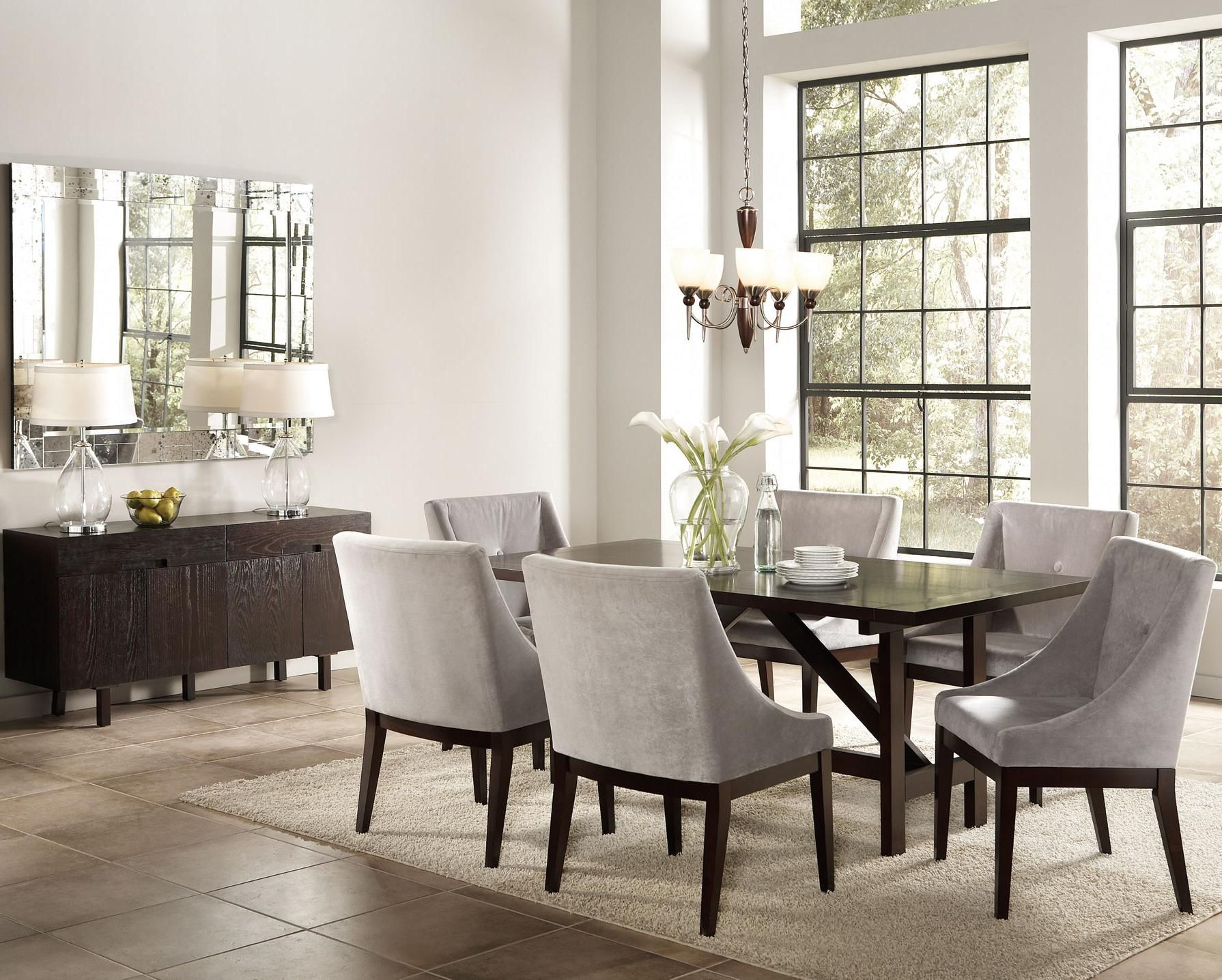 Candice 102230 By Coaster Wilcox Furniture Grey Dining