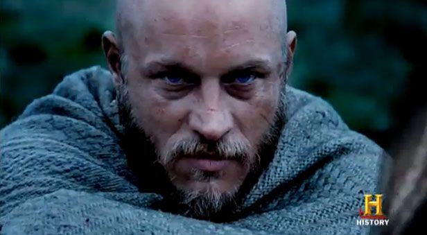 Who are the main characters in the History Channel's Vikings series?