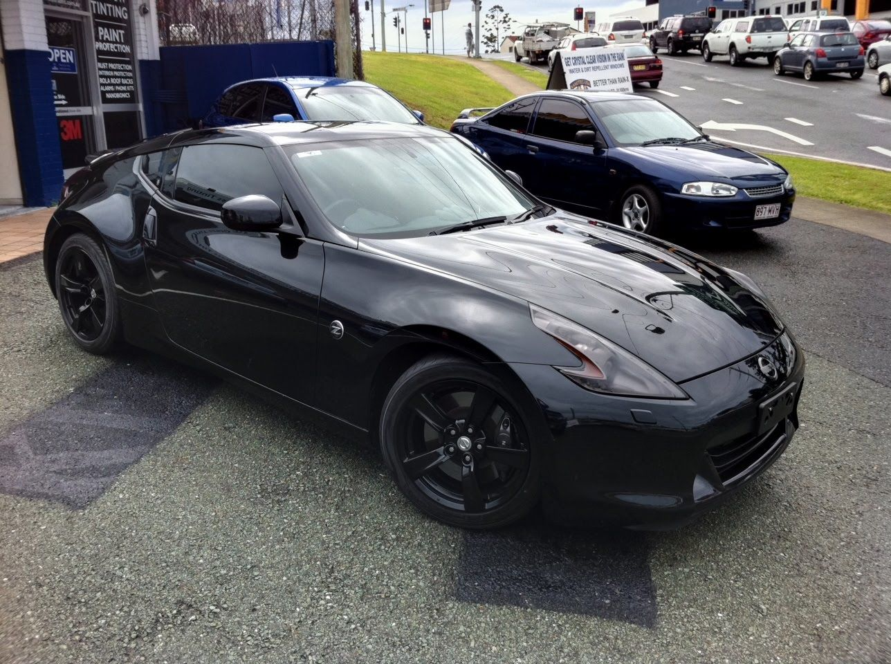 Mccarthy call a car new nissan 370z coupe 37 7 sp callacar black 370z vanachro Gallery