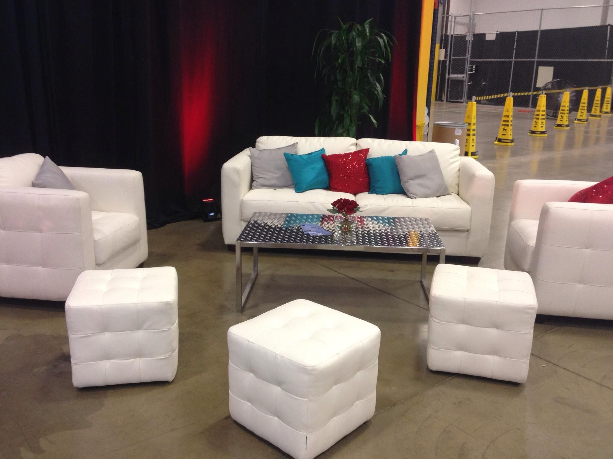 Sleek And Modern Event Furniture From Modern Event Rental Rental Furniture Furniture Lounge Furniture